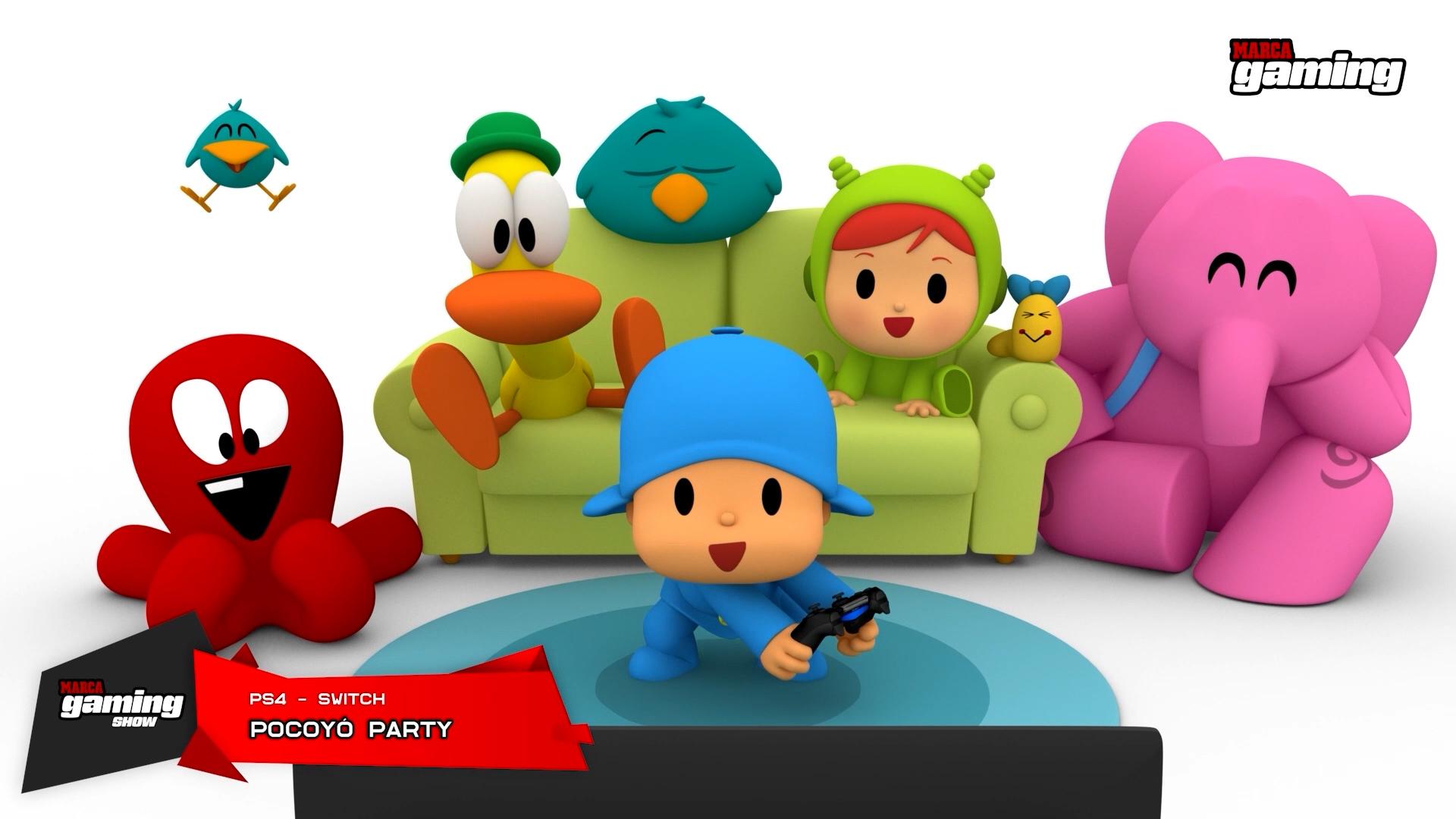 Pocoyó Party (PS4, Switch)