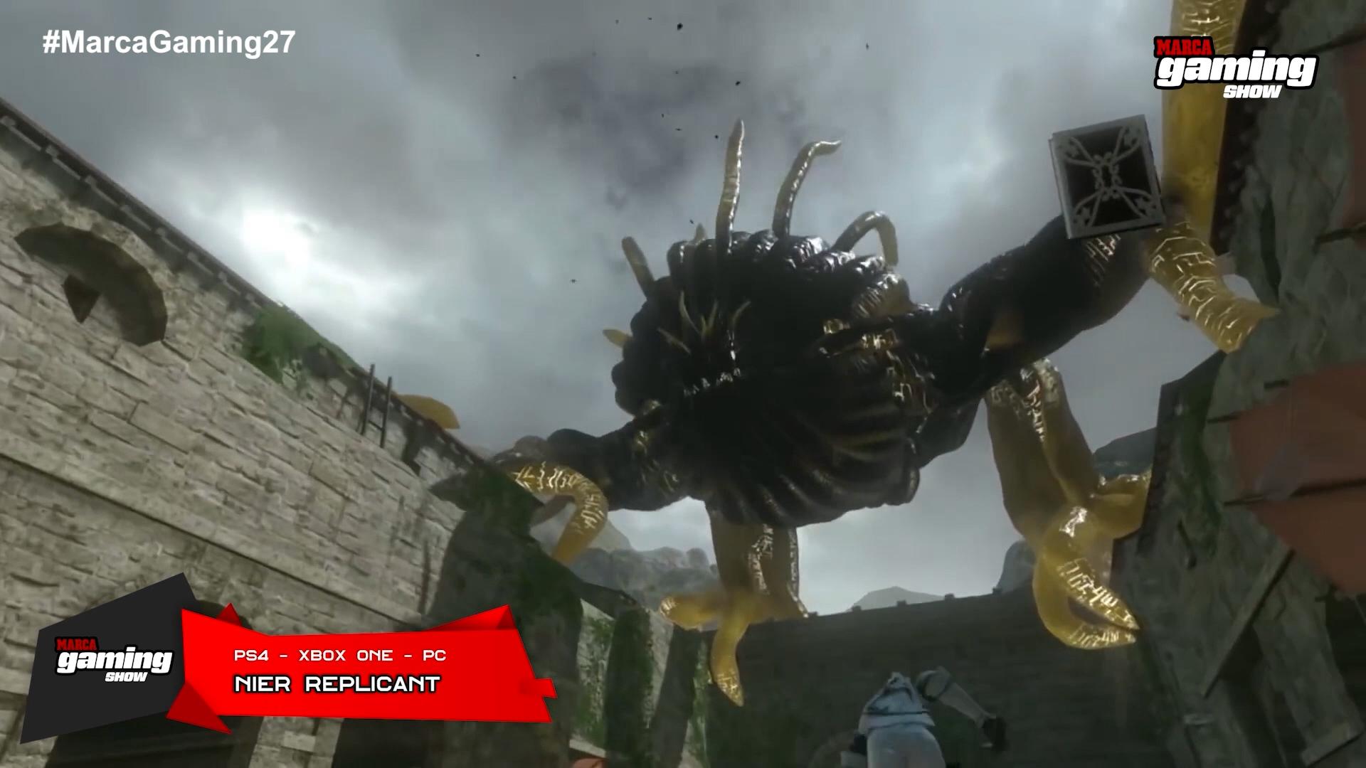 NieR Replicant (PS4, Xbox One, PC)