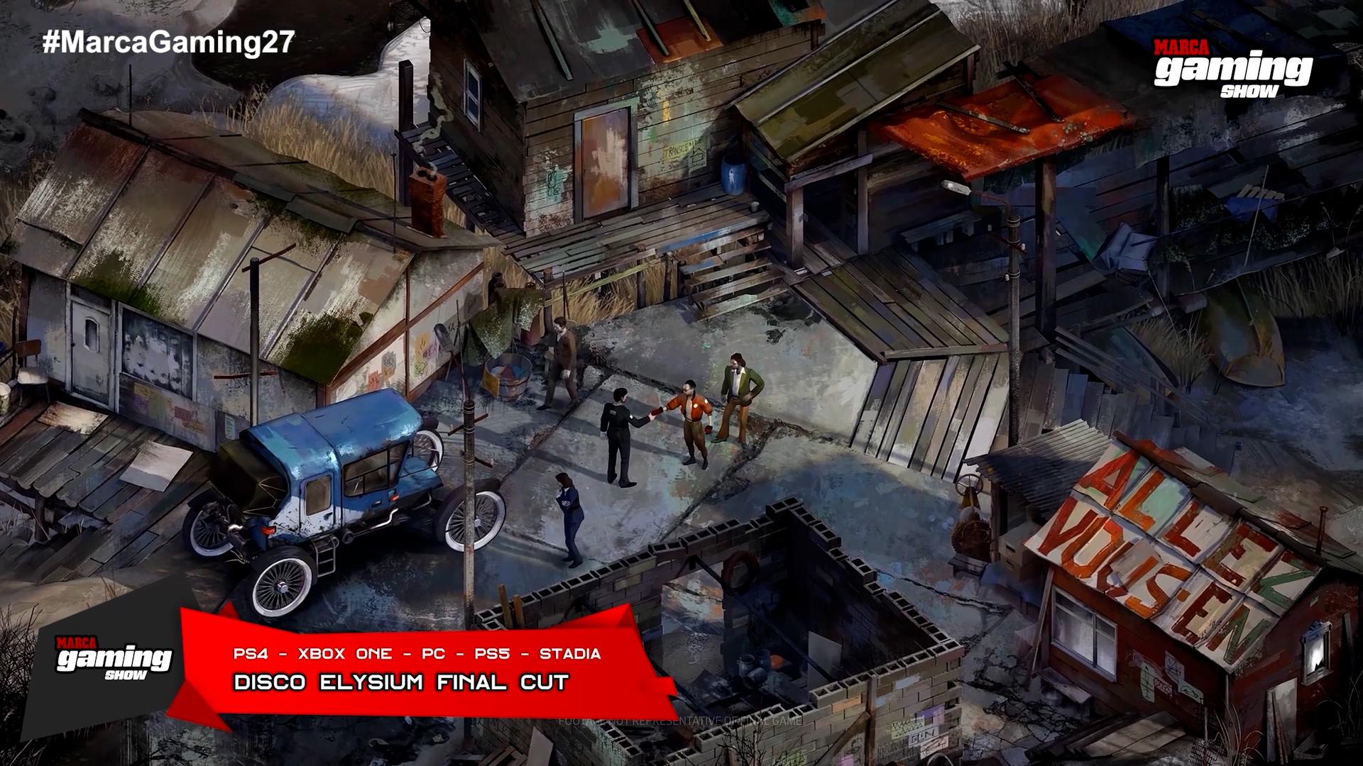 Disco Elysium: The Final Cut (PS4, PS5)