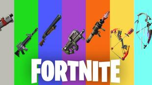 Todas las rarezas de armas que hay en la presente temporada de...