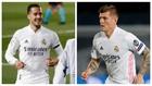 """El 'troleo' de Kroos a Lucas Vázquez: """"No la quiero"""""""