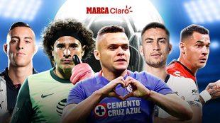 Clausura 2021, Liguilla al momento.