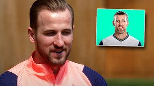 Kane da su opinión sobre el meme de 'Hareth Kale': el montaje de él con Bale que arrasa en redes