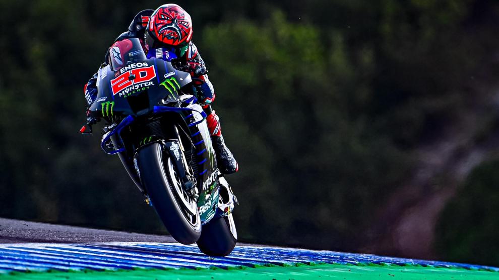 MotoGP - GP España 2021 | Jerez: Quartararo, el 'coco' de MotoGP | Marca