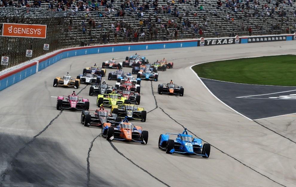 Palou pole position en Texas Indycar 2021