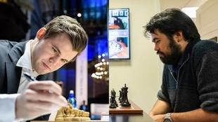 Carlsen y Nakamura