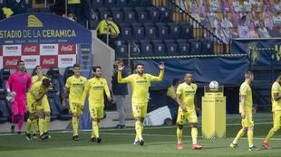 Muchos cambios en el once del Villarreal.