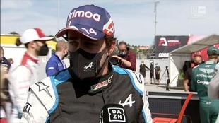 """Alonso: """"Un fin de semana súper"""""""
