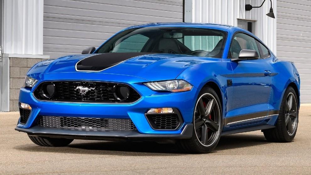 Ford Mustang, el coche favorito de TikTok