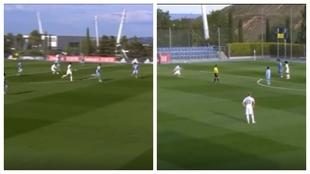 ¡Arribas el fútbol! Locura de gol desde el centro del campo y otra perla de falta directa