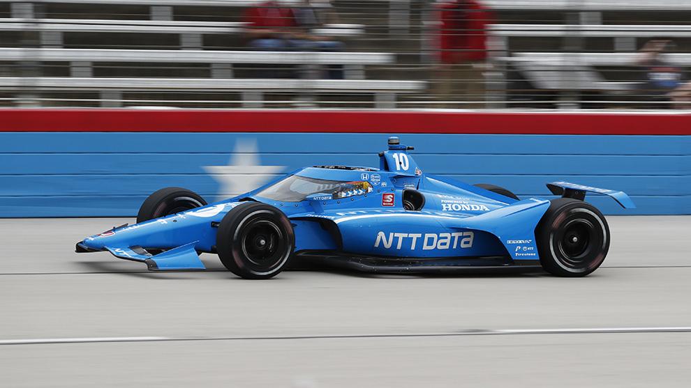 Álex Palou Texas Indycar