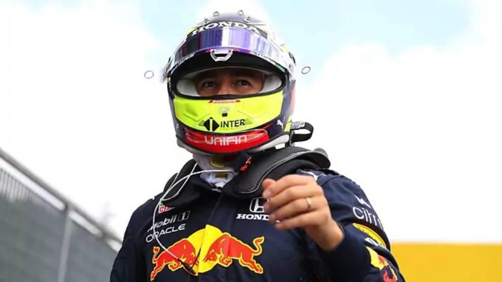 Checo Pérez, cuarto lugar en el GP Portugal