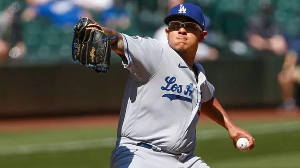 Urías, importante en la victoria de Dodgers