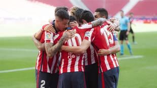 Los equipos de Madrid hacen historia y ponen emoción a LaLiga