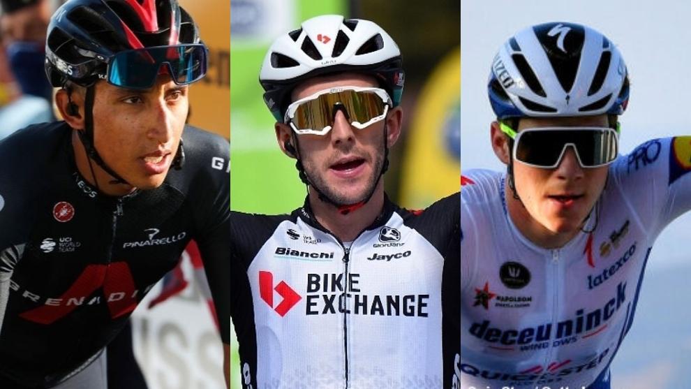 ¿Quién es el favorito en las apuestas para ganar el Giro de Italia 2021?