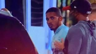 El boxeador portorriqueño Félix 'El Diamante' Verdejo...
