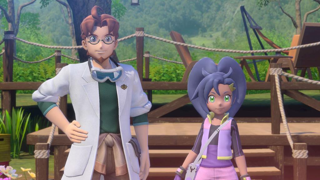 El profesor Espejo y Rita