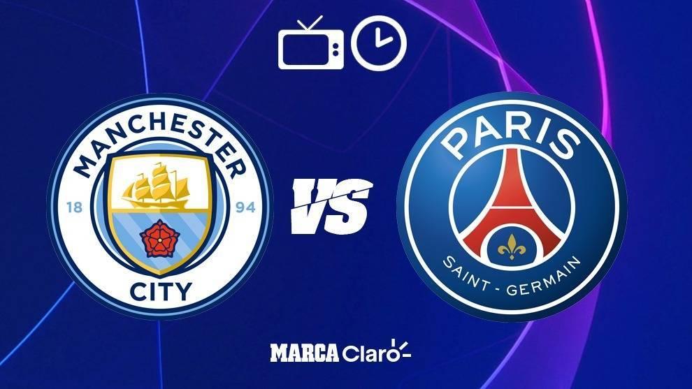 Manchester City vs PSG: Resumen, resultado y goles
