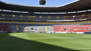 Atlas vs Tigres: El Estadio Jalisco recibirá un 35% de la capacidad...
