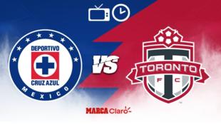 Cruz Azul vs Toronto: Qué canal pasa la Concachampions.