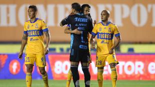 Luis Rodríguez estará disponible con Tigres para enfrentar al Atlas.