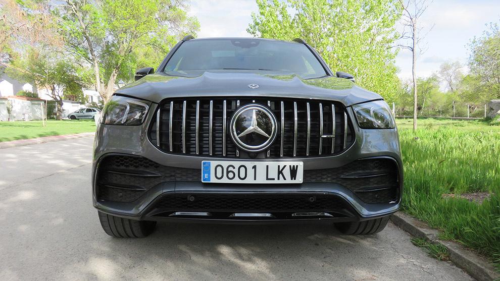 Prueba del Mercedes-AMG GLE 53 4Matic+