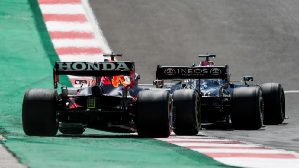 Red Bull y Mercedes, a la guerra