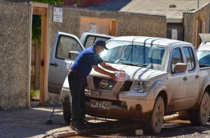 Multas por cambiar el aceite o lavar el coche en la calle - Cambio de aceite - Reparar el coche