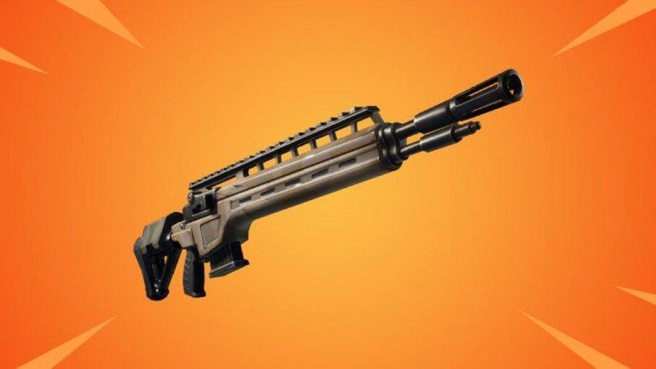 Esto es un rifle de infantería ¡Aprovéchalo!