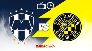 Rayados vs Columbus Crew: Horario y dónde ver en vivo.