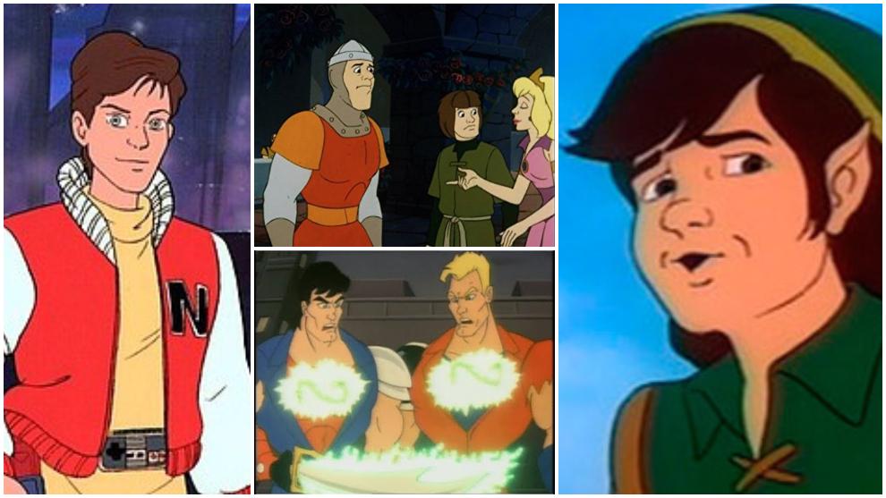 Dragon's Lair, DOuble Dragon y Zelda también tuvieron su adaptación a la televisión