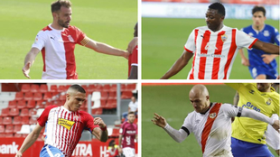 Stuani, Sadiq, Djurdjevic e Isi son cuatro de los jugadores que, con...