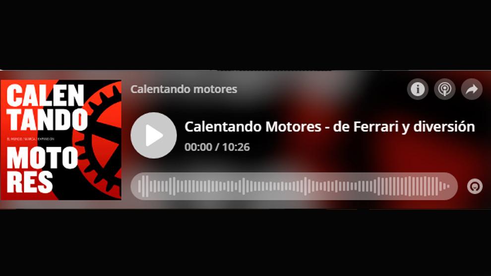 Calentando motores: Ferrari 812 Competizione... ¡con 830 CV!