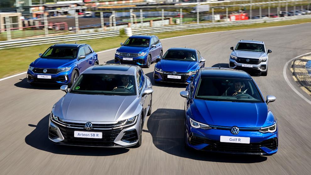Volkswagen Golf R - Golf R Variant - Arteon R - Arteon Shooting Brake...