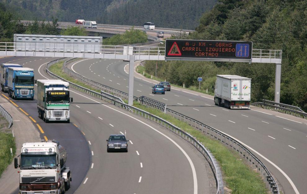 Peajes autovías de España 2024