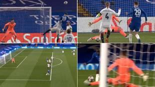 Al Madrid le pudo caer un saco y aguantó casi hasta el final: todas estas ocasiones falló el Chelsea