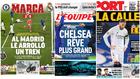 La prensa catalana, durísima tras el KO del Real Madrid