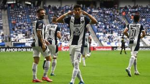Monterrey avanza a la semifinal.