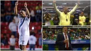 Campeones del mundo que han jugado en la Liga MX.