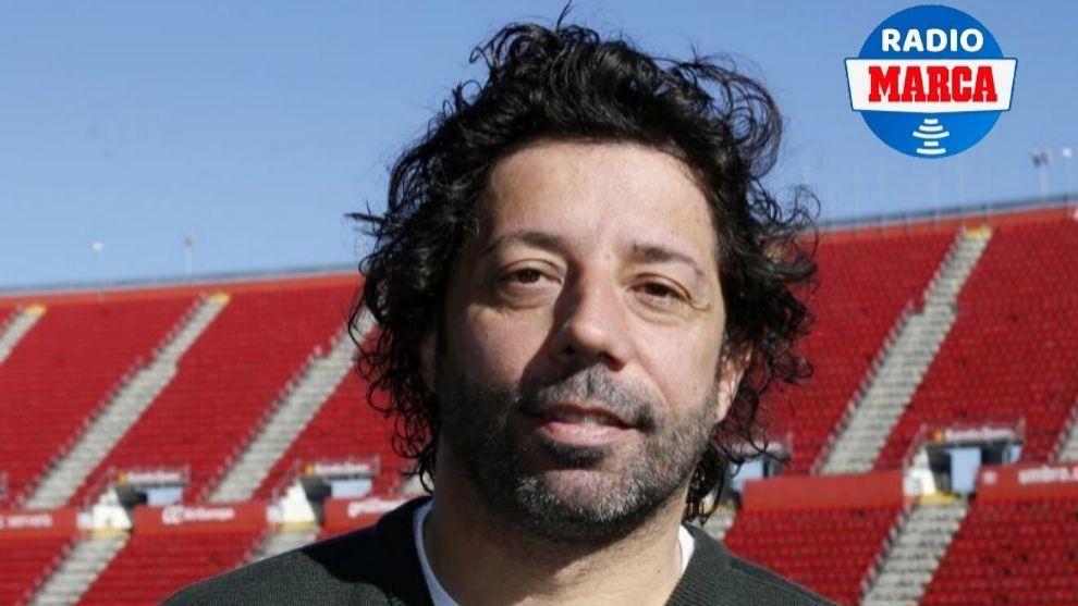Iván Campo, en Radio MARCA.