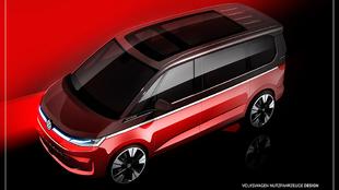 Volkswagen Multivan nueva generación