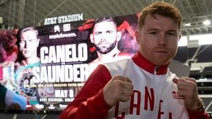 Eddie Hearn considera que Saunders es el rival más complicado en la...