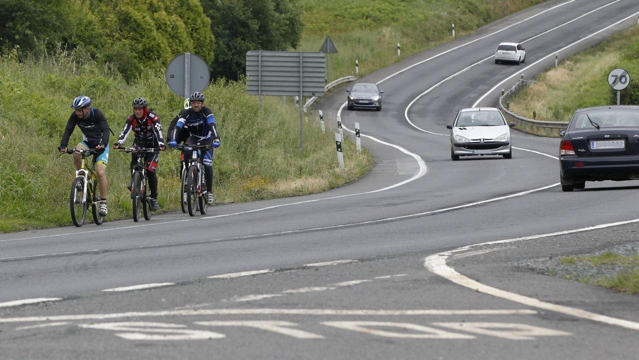Peajes autovias - Carreteras convencionales - Secundarias - Ciclistas