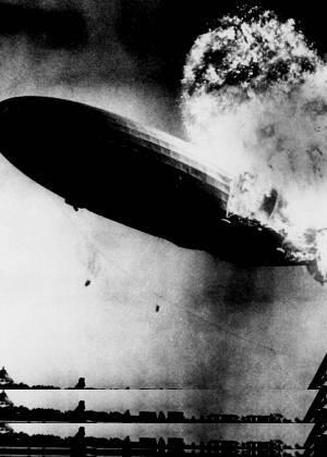 La destrucción del Hindenburg y el fin de la era de los dirigibles