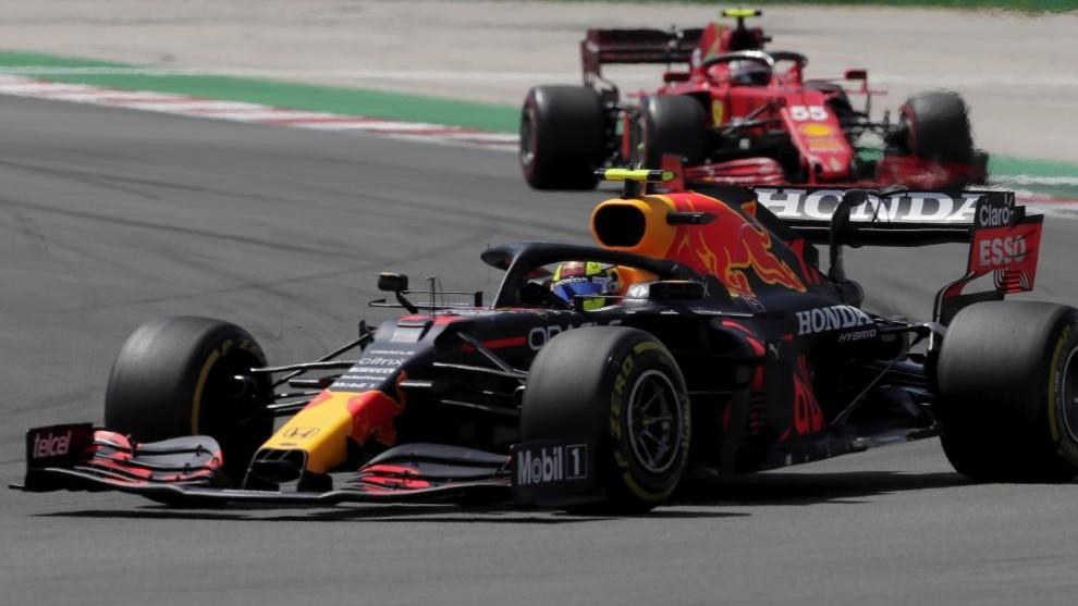 Renovar con Red Bull, gran objetivo de Checo Pérez