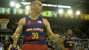 Carlos Arroyo, ex jugador NBA que jugó en Barcelona y Baskonia,...