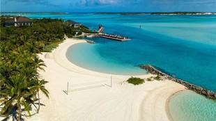 Oferta de empleo única cuidando una isla privada en las Bahamas.