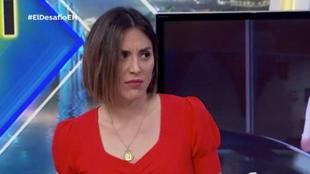 Tamara Falco - El Hormiguero - Podemos - Pablo Motos - Pablo Iglesias