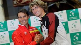 Rafa Nadal Zverev - Horario TV Donde ver Mutua Madrid Open Partidos...