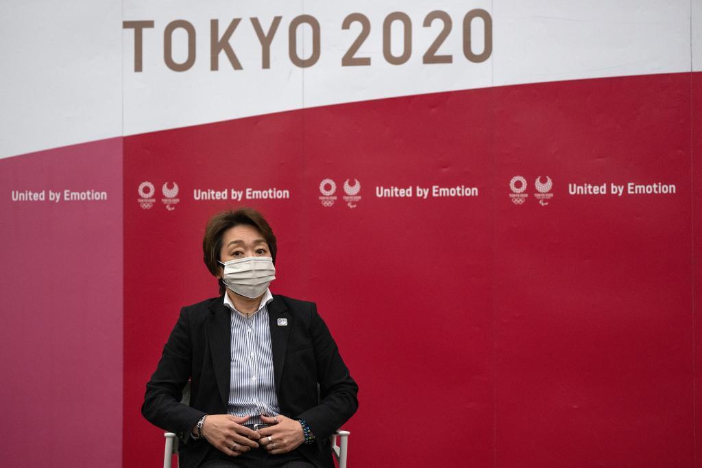 Seiko Hashimoto, presidenta de Tokio 2020.
